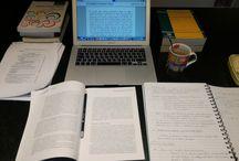 phd writing