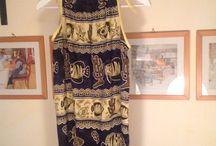 """Per Little Dresses for Africa Italia """"cuciamo"""" / Vestiti cuciti per """"Little dresses for Africa Italia cuciamo"""""""