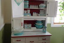 hoosier cabinets / by Shannon Pierce Bradshaw