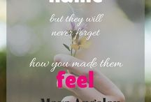 The Love Quotes Celebrity Quotes : They may forget your name, but they will never forget how you made them feel #nu…