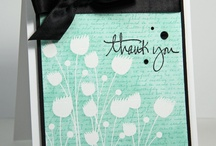 cards- flowers/general / Cards, stampin' up, handmade / by Amy Mehl