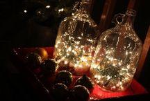 Lights in a jar: / Great ideas neatvthings