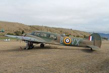 Warbirds / Assorted New Zealand based VIntage Aircraft