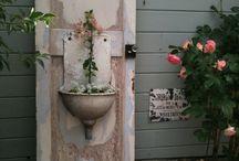 Garden / by Debbie Green {Green Nest Decor}