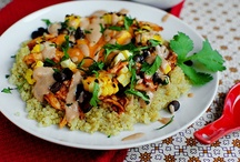Quinoa Bowls / by Katie Proctor