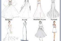 wedding dresses types