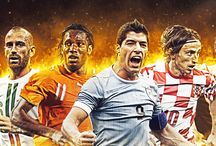 World Cup 2014 - Brazil / FIFPro supports players #Football #WorldCup #Brazil 2014