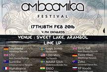 OMBOOMIKA - GOA / 17/18 Feb ★ OMBOOMIKA festival ★Goa/ India