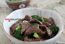 Recipes ~ Beef