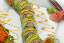 Sushi! / by SVwj Vang
