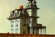 Art-chitecture / Buildings, structures, and dwellings artfully presented. / by Melody Dodd