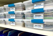 Library organization