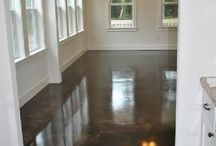 flooring dilema / by Erin Andrews