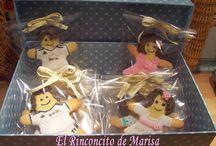 Recetas de galletas y madalenas decoradas