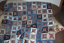 Quilts---CathedralWindow & Look-a-Likes / by Sue Dodge