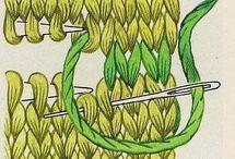 대바늘 기초