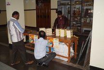 UNIVERSAL ABUNDANCE  & AN INNER CALL FOR LIBERATION - New books launch @ GIRI / Universal abundance by Bharath cola & An inner call for liberation by Gita krishna raj.Book was launched by Sri. Atmaghananandaji Maharaj, President, Sri. Ramakrishna Math, Kanchipuram, His Lordship Mr. Justice N.Kirubakaran, High Court, Chennai, Sri. Anand Radhakrishnan Chief Investment Officer, Franklin Templeton, India, Dr..S..Krishnaswamy and Dr.Mohana Krishnaswamy of Krishnaswamy Associates Pvt. Ltd.