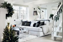 Scandinavien Christmas decor / Bricolage Noël