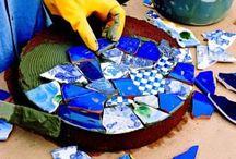 Mozaikové dekorácie