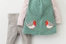 идеи детских одежек