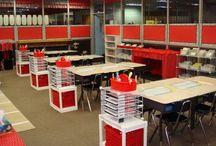 Classroom organization / Ideas how to organize