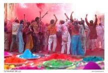 HOLI la festa dei colori / 16-17 Marzo 2014