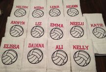 Volleyball Towels / Sweat towels