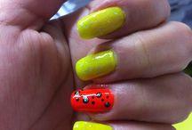 Attractive nails