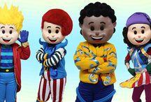 Turma do Picadeiro Encantado / UM MUNDO DE PURA MAGIA E DIVERSÃO!  Desenvolvemos os personagens do Picadeiro Encantado, uma turma que leva diversão,  educação e entretenimento para as crianças.