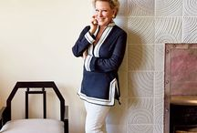 Architectural Digest:  Bette Midler / In the June 2014 issue of Architectural Digest, Bette Midler's Manhattan penthouse is featured.  I absolutely love all of the subtle feminine touches carried throughout, and the beautifully airy feel that's consistent from space to space.  Bette worked with Fernando Santangelo on the interior design.  Absolutely and exquisitely stunning, Bette!