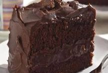 Bolos e tortas fáceis  e deliciosas