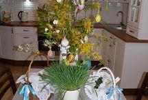 dompoddwojka.blogspot.com / my home, decoration, diy, christmas, easter