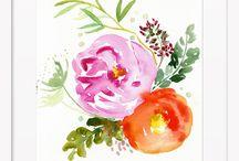 Create :: Watercolor