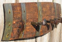 Barrel staves / by Suzanne King