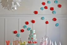 party decor / by Lea Tomkinson