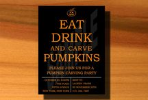 Pumpking Carving Party