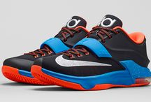 Nike KD 7 / Dedicated to Kevin Durant's seventh Nike signature sneaker.