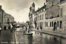 Ferrara (e provincia) in cartolina / Vecchie cartoline...