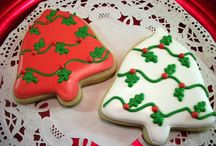 Christmas Cookie Inspiration / Inspiration for Christmas cookie decorations. / by Minstrel Designs
