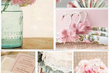 Pastel Wedding Ideas / Pastels are very much in for 2013 & 14 and we LOVE it x