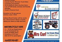 Charity Events Around #indianapolis / We support many events, groups, and causes throughout the year. Here is a sample!
