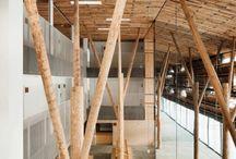 Arch + ceilings & light / by Isebrendi L-G