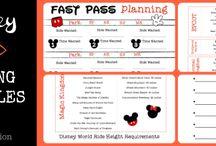 Disneyland Trip / by Cecilia's Scribbles