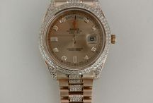 Real Diamond wrist watches / Exclusive Real Diamond watches
