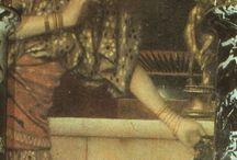 Gustav Klimt / Klimts work and art inspired by it