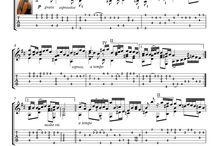 Gitar notaları tabları