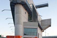 brut arch / architecture concrete exterior