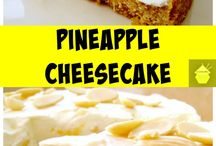Receipes using pineapple