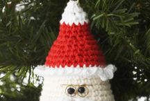 Holiday  crochet / by alma foster