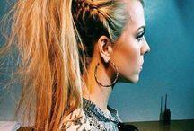 Club hairstyles
